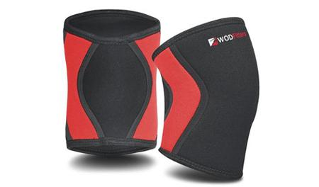 WODFitters Knee Sleeves - 5 mm - Sold as a Pair