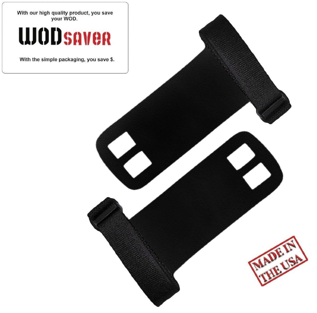 WODSaver Hand Grips for Pull Ups, Chin Ups, Cross Training