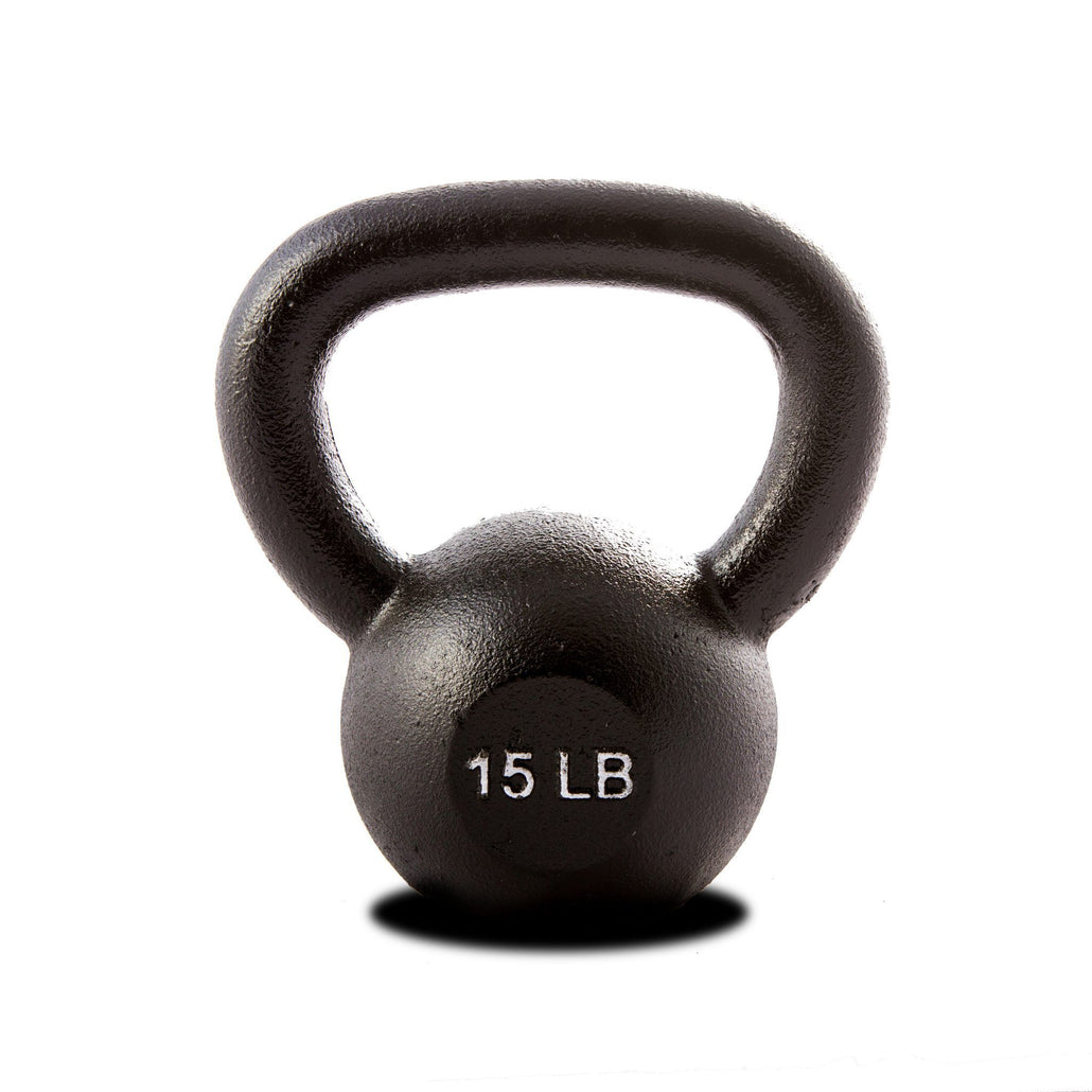 """Toughest Gains"" Herkules Cast Iron Kettlebells w/ FREE Shipping - Save 20% with Code KBDEAL - Ships in 5-7 Days"