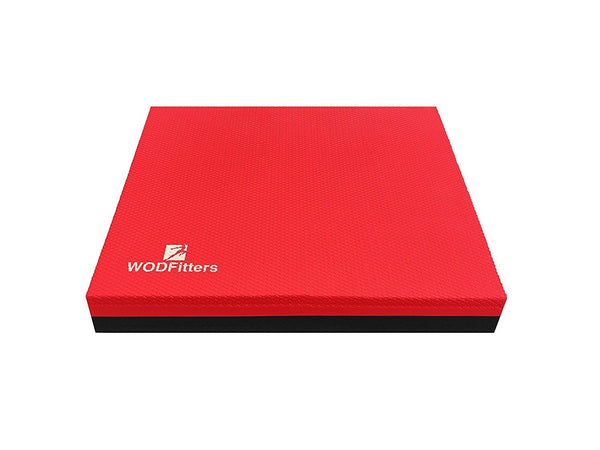 WODFitters Balance Pad - Unique 2 Layered Closed Cell Foam Technology for Balance and Core Strength Training. - Also Ideal for Hand Stand Push ups