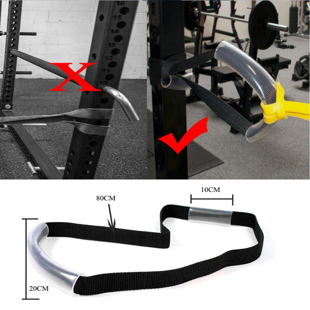 WODFitters Resistance Bands Anchor Strap to Protect Your Bands