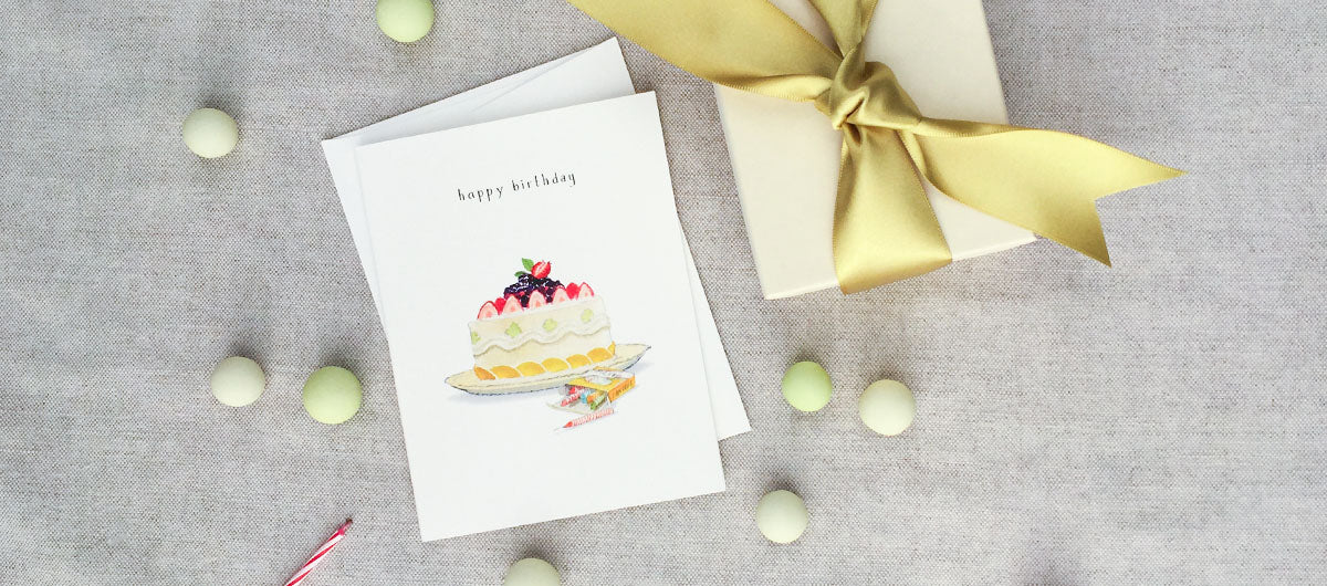 Occasion Cards by Felix Doolittle