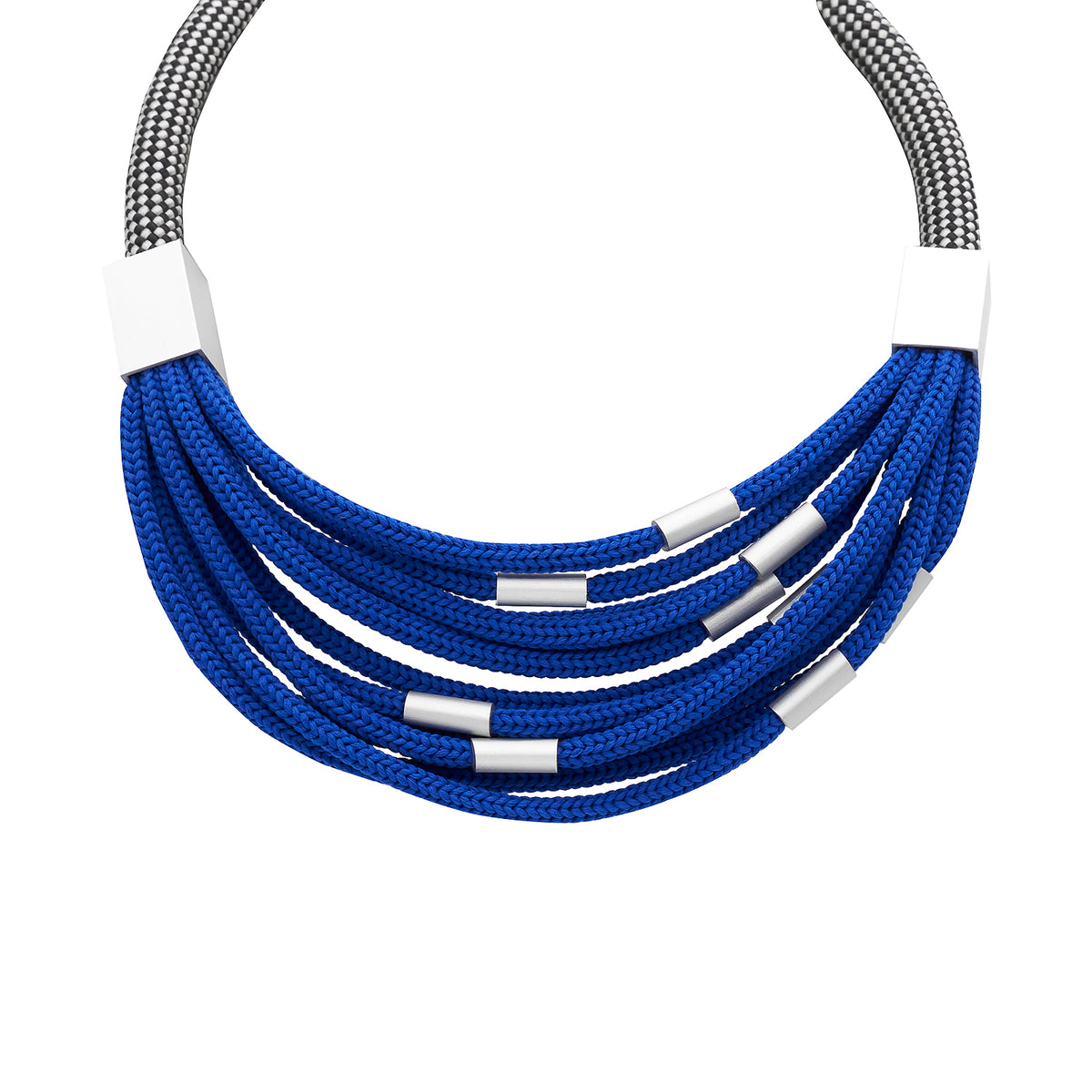 ROPE  NECKLACE COBALT CB13