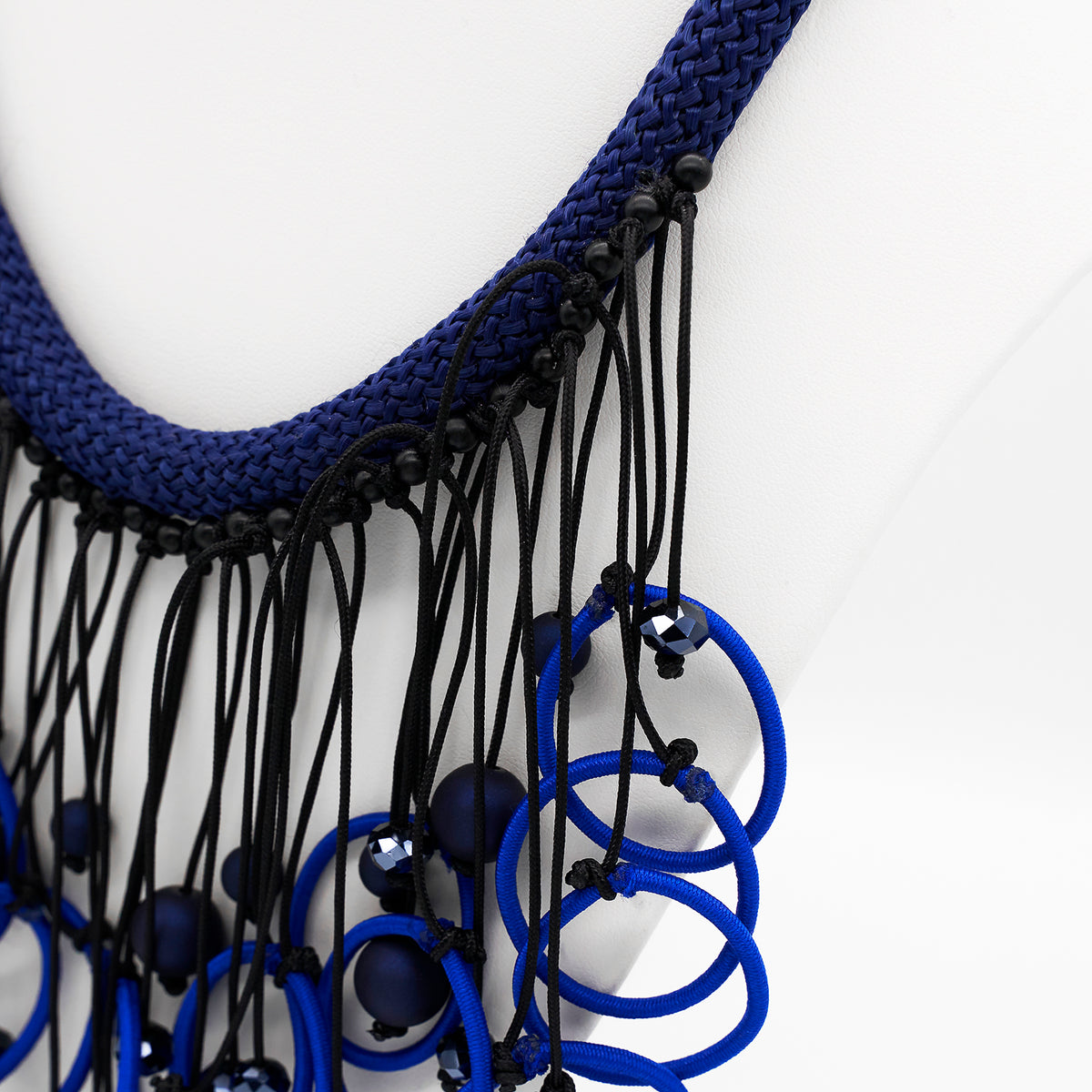 MULTI LOOP NECKLACE CB22