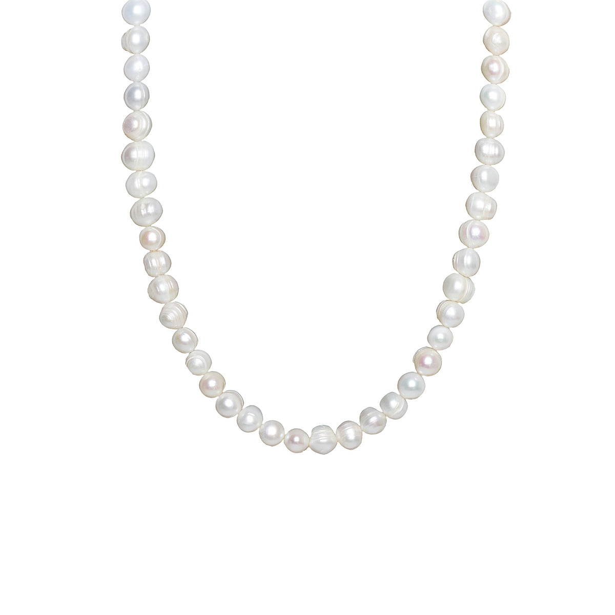 FRESHWATER PEARL SHORT NECKLACE