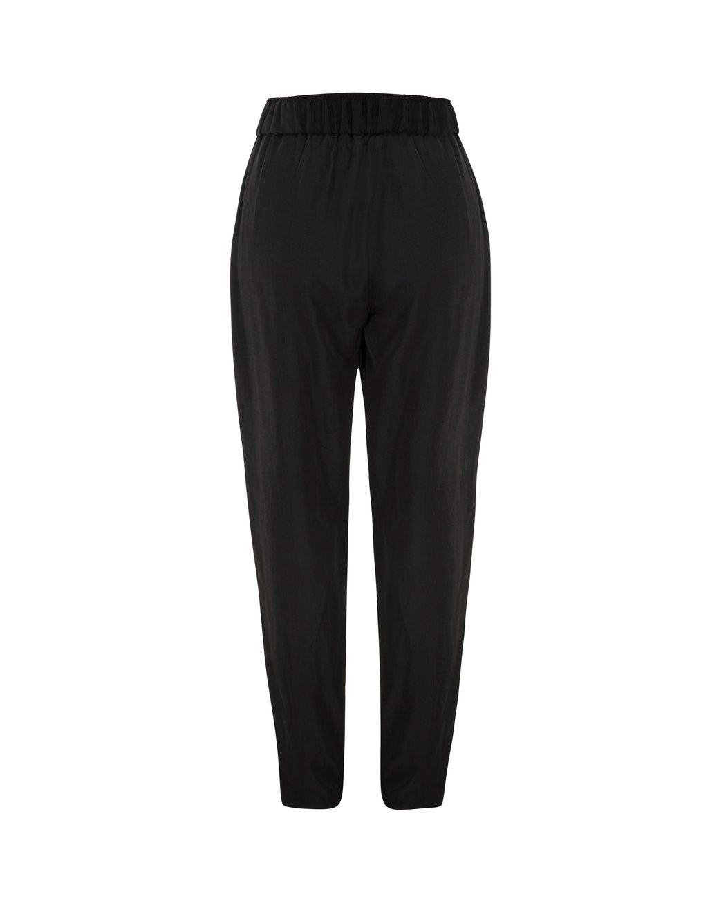 SOFT NOMAD PANT | BLACK