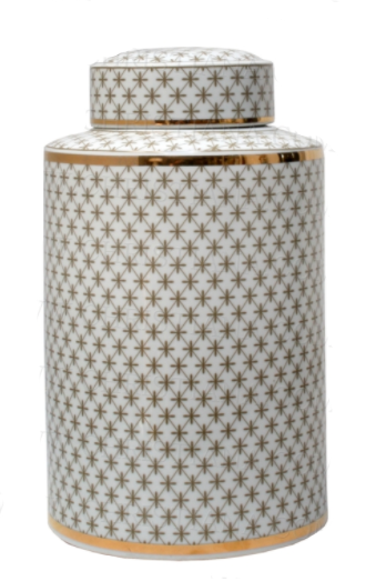 STARLIGHT GINGER JAR