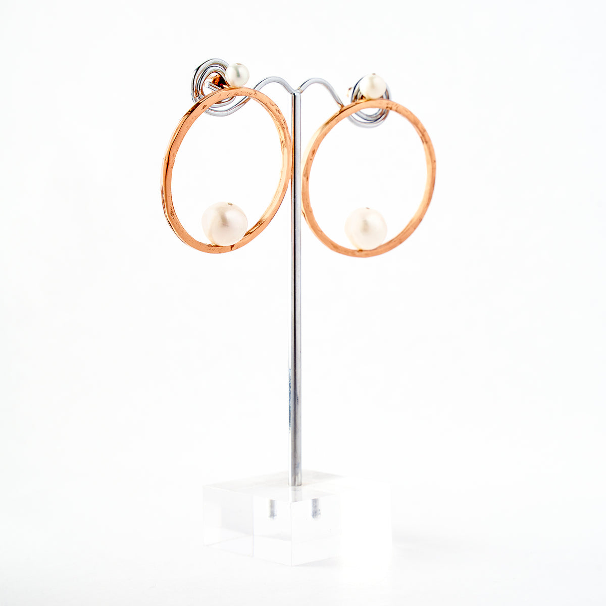 LAYLA EARRING ROSE GOLD