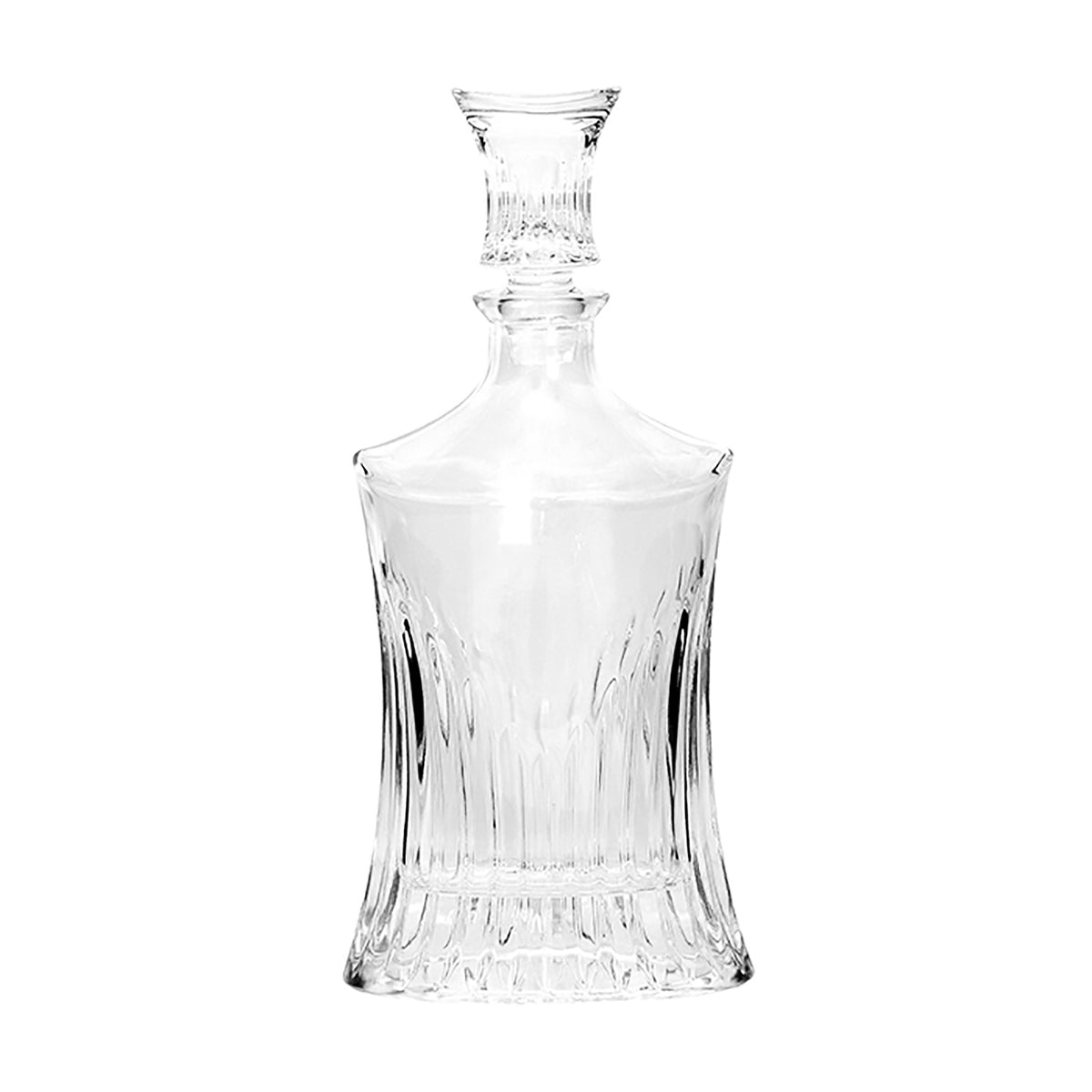 DRISCOLL FLUTED DECANTER