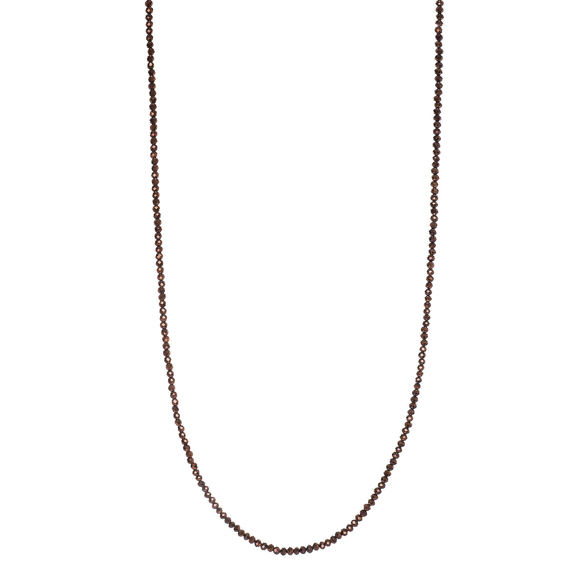 ROSETTA THREE-STRAND NECKLACE