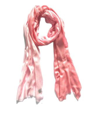 OMBRE SCARF | PINK