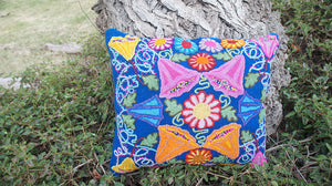 Heirloom Ayacucho Pillow 013