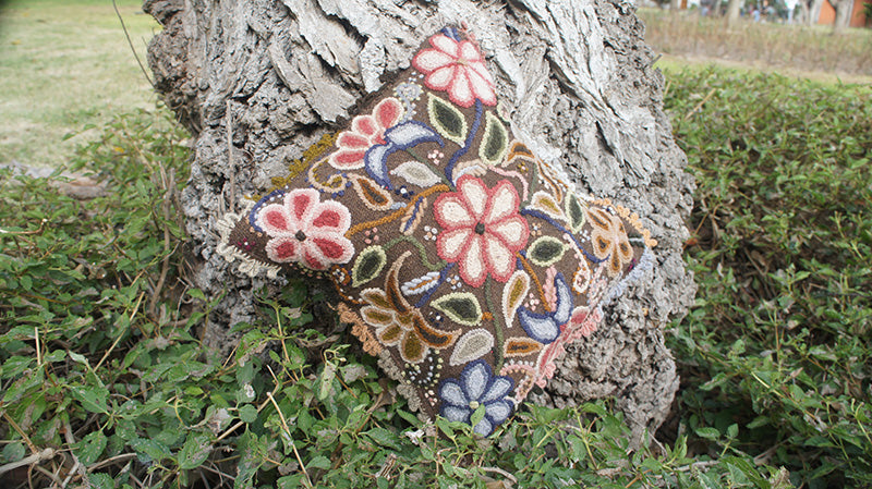 Heirloom Ayacucho Pillow 005