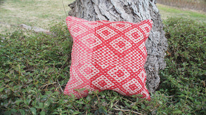 Heirloom Cusco Pillow 012