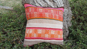 Heirloom Cusco Pillow 019