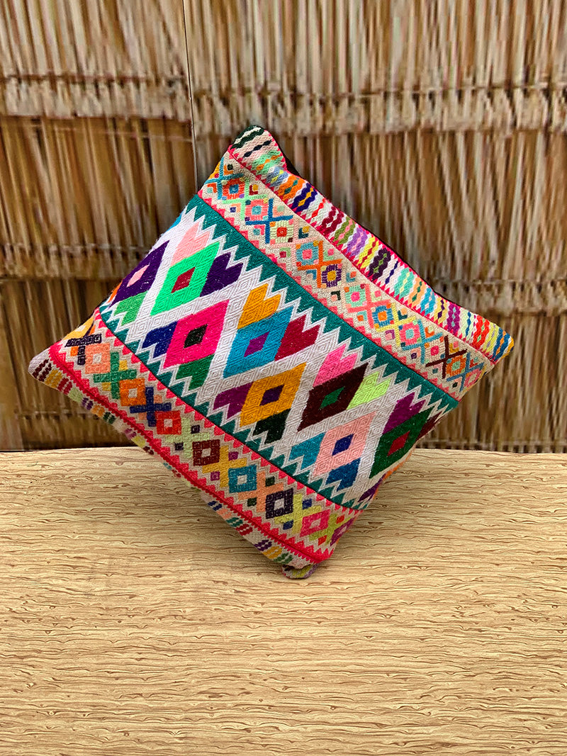 Heirloom Cusco Pillow 021