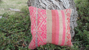 Heirloom Cusco Pillow 022