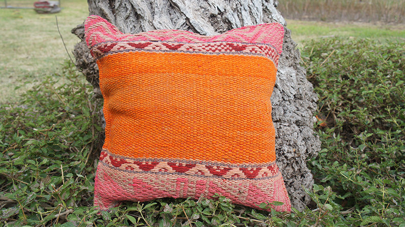 Heirloom Cusco Pillow 031