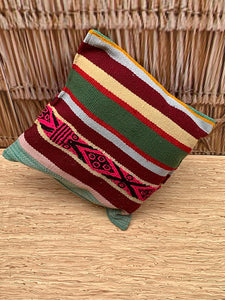 Heirloom Cusco Pillow 037