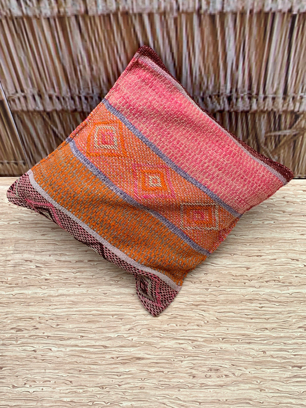 Heirloom Cusco Pillow 002
