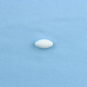 25 mm Egg Shaped Stir Bar - Avogadro's Lab Supply
