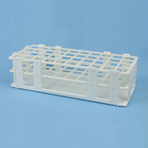 40 Position x 20 mm Test Tube Stand - Avogadro's Lab Supply