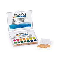Hydrion Brilliant Dip - Stik 7800 pH 1 - 14 (1 pH Increments) - Avogadro's Lab Supply