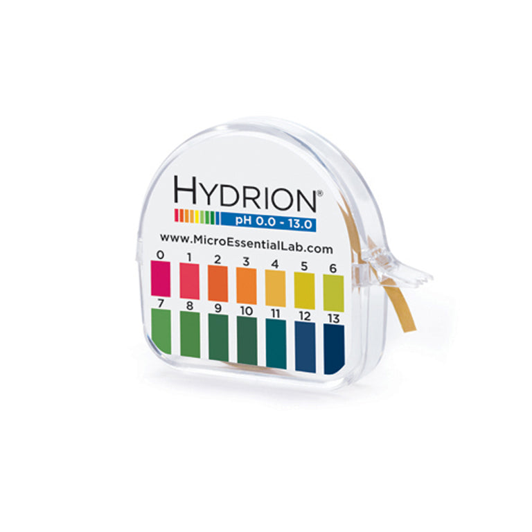 Hydrion Insta-Chek 93 pH 1.0 to 13.0 (1.0 pH Increments) - Avogadro's Lab Supply