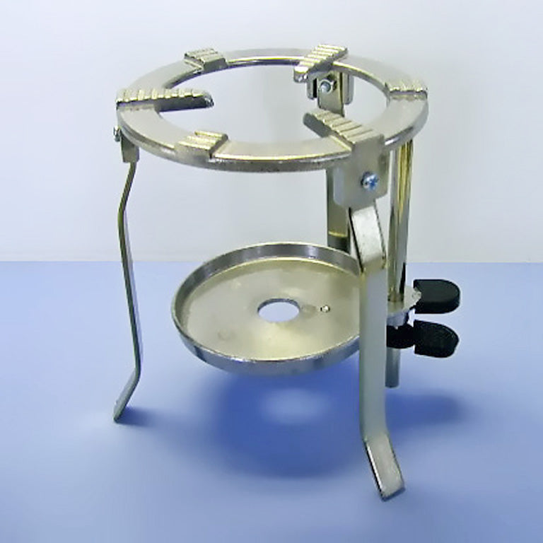 Adjustable Micro Burner Beaker Stand - Avogadro's Lab Supply