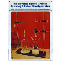 Arabica Brewing and Extraction Apparatus - Avogadro's Lab Supply