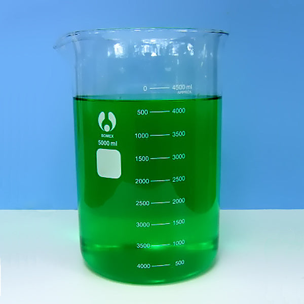 5000 mL Griffin Beaker - Avogadro's Lab Supply