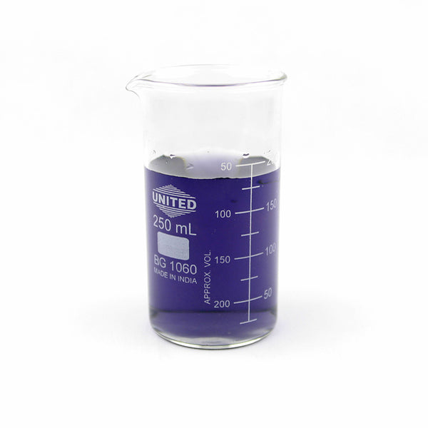 Berzelius Beaker 250 mL - Avogadro's Lab Supply
