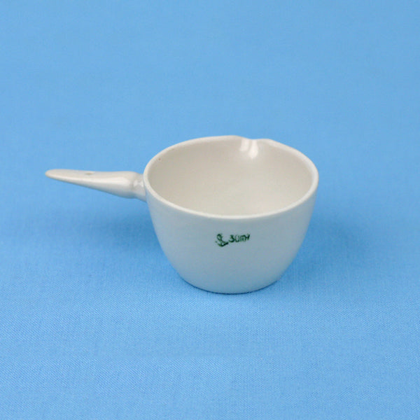 50 mL Porcelain Cassrole - Avogadro's Lab Supply