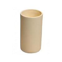 50 mL High Alumina Crucible Cylindrical Form - Avogadro's Lab Supply