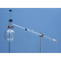 Simple Distillation Apparatus  2000 mL Flask / 300 mm Condenser - Avogadro's Lab Supply