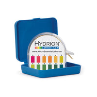 Hydrion Dual Roll Wide DJ905 Range Jumbo pH 0- 11 (1.0 pH Increments) - Avogadro's Lab Supply