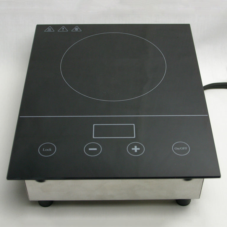 Digital Hotplate w/ Glass Top - Avogadro's Lab Supply