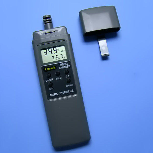 Digital Thermo Hygrometer - Avogadro's Lab Supply