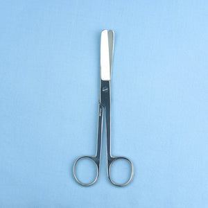 "Doyen Abdominal Scissors 7.0"" Curved - Avogadro's Lab Supply"