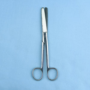 "Doyen Abdominal Scissors 7.0"" Straight - Avogadro's Lab Supply"