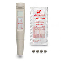 Milwaukee EC / TDS /  Temp Waterproof Tester  EC60 - Avogadro's Lab Supply