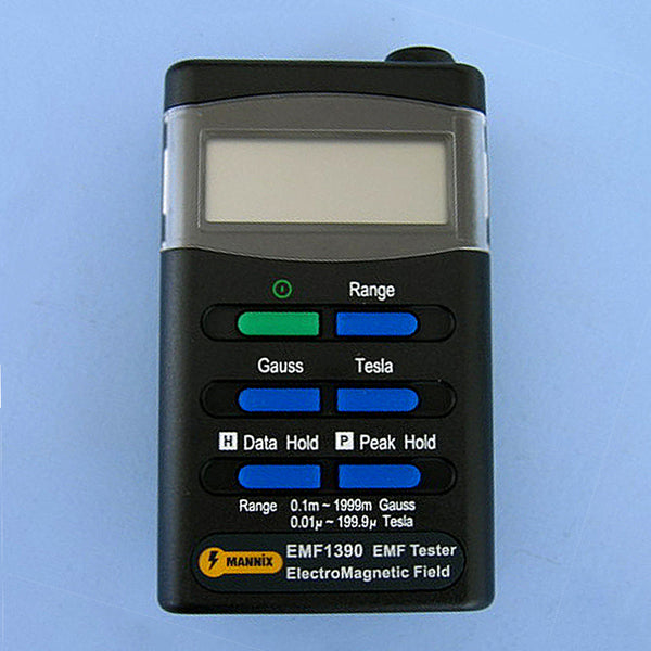EMF Meter / Electromagnetic Field Tester - Avogadro's Lab Supply
