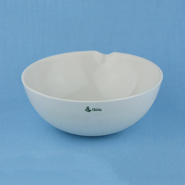 150 mL Porcelain Evaporation Dish - Avogadro's Lab Supply