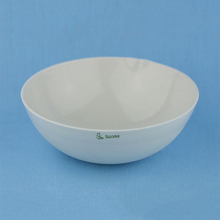 200 mL Porcelain Evaporation Dish