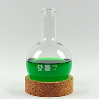 Florence Round Bottom Flask 500 mL - Avogadro's Lab Supply