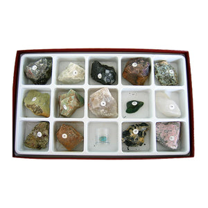 Gems & Minerals Collection - Avogadro's Lab Supply