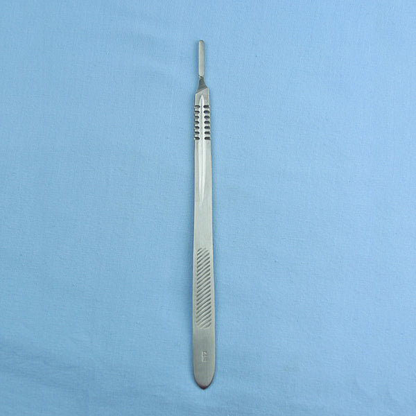 Scalpel Handle # 4L Surgical Grade Stainless Steel - Avogadro's Lab Supply