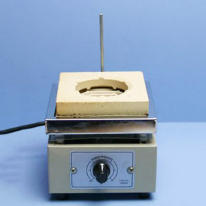 "6 X 6"" Ceramic Hotplate - Avogadro's Lab Supply"