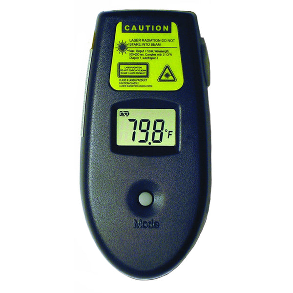 Infrared Thermometer with Laser - Avogadro's Lab Supply