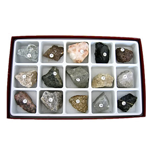 Igneous Rock Collection - Avogadro's Lab Supply
